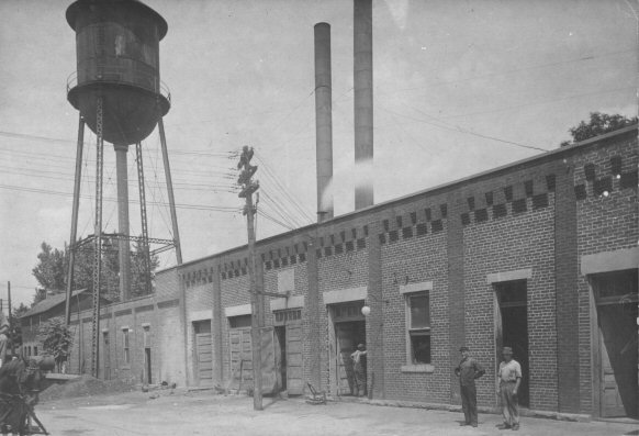 Thorntown Power Plant