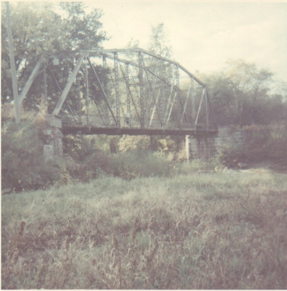 Bridge over Sugar Creek