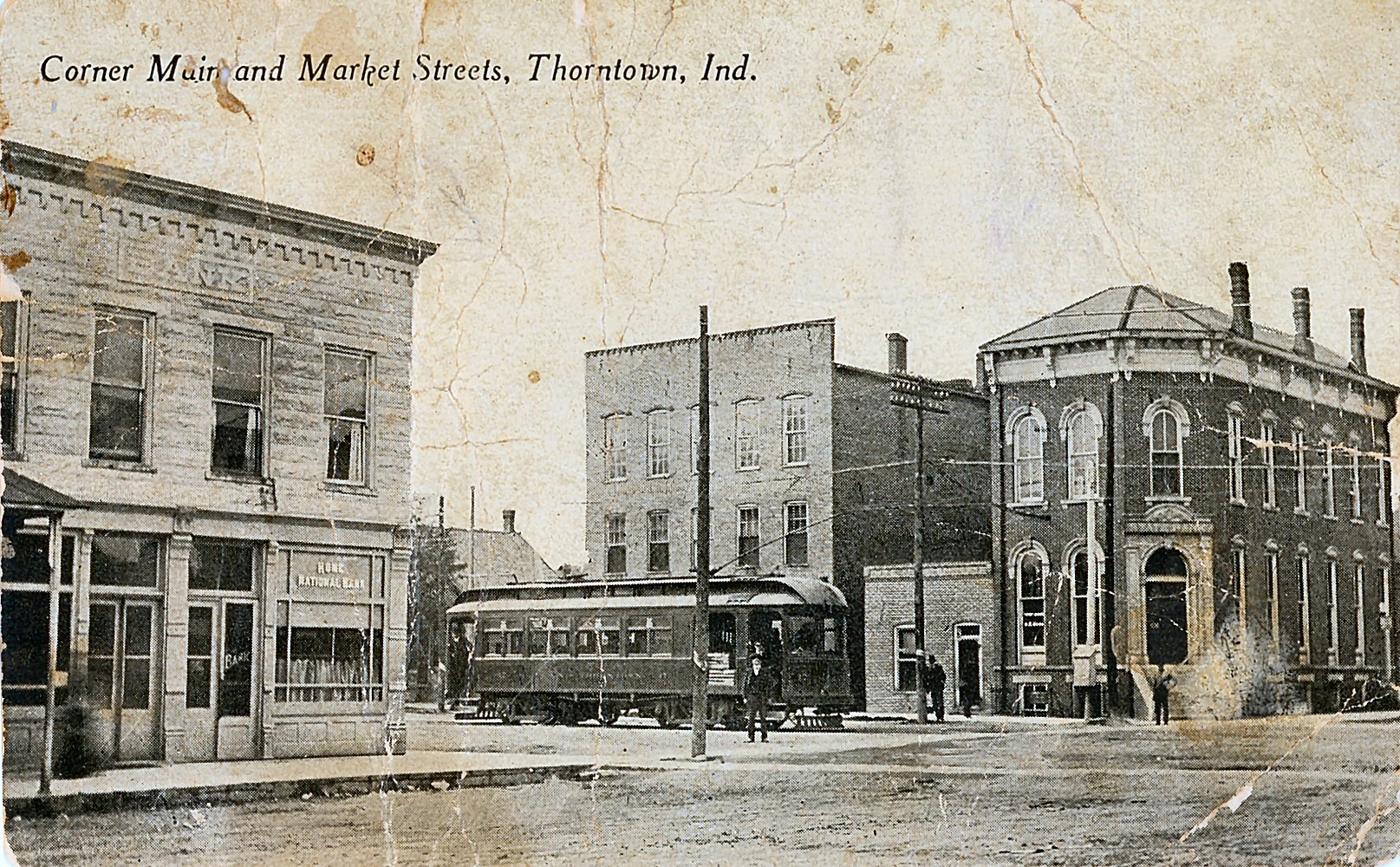 Corner Main and Market Streets