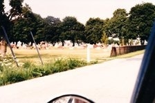 Maple Lawn Cemetery, 1985