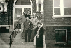Thorntown Public Library, 1980s-90s