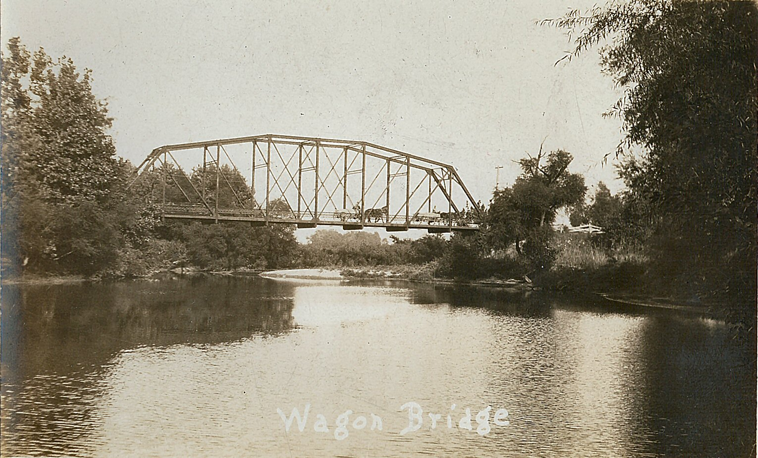 Wagon Bridge