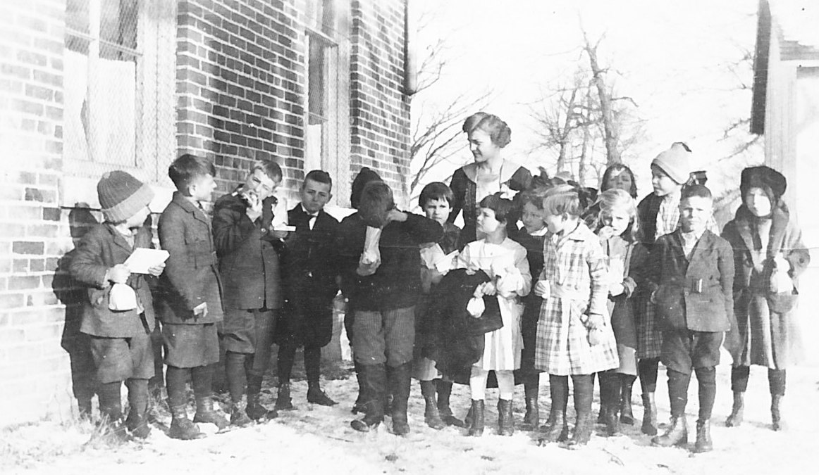 Unknown School Children