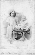 Nellie and Mabel Grimes