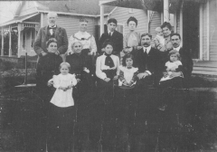 Ranson and McCroy Families