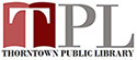 Image of Thorntown Public Library Logo