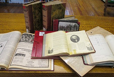 Local History and Genealogy Books