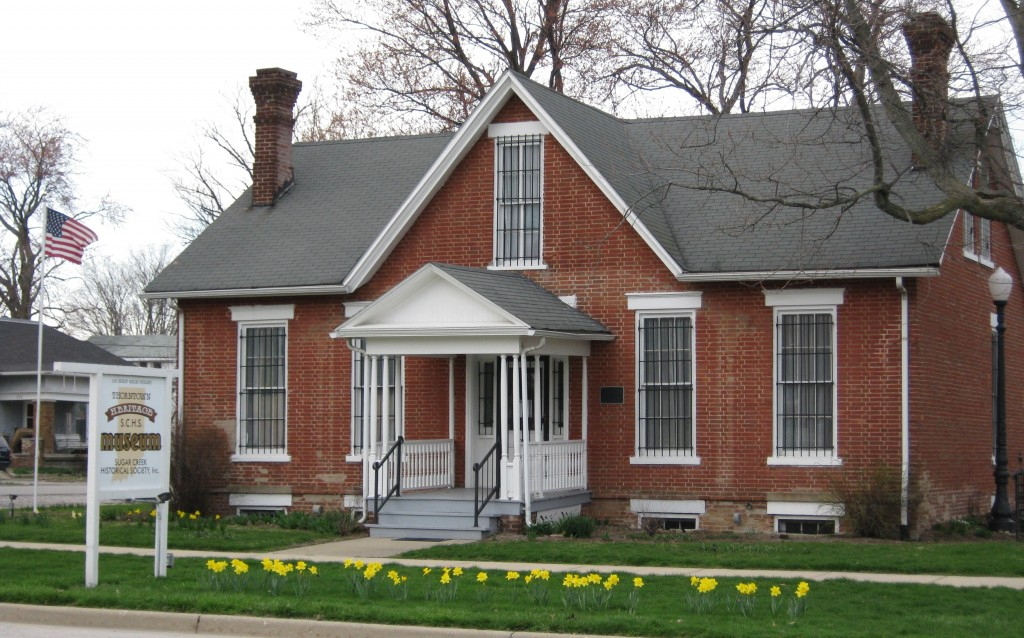 Image of Thorntown Heritage Museum Building