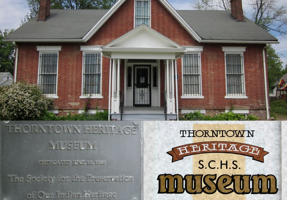 Thorntown Heritage Museum Collage