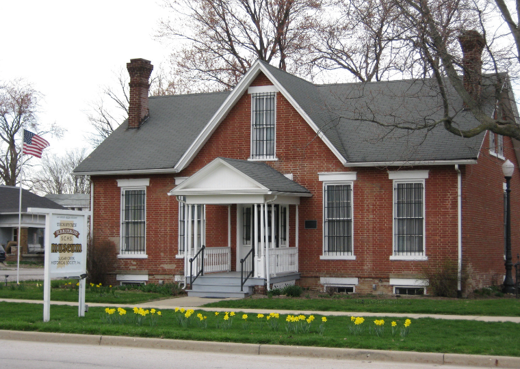 Visit the Thorntown Heritage Museum
